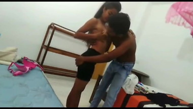 Desi couple recording themself a porn