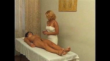 amateur brazilian massage