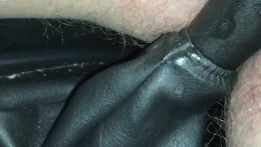 Chubby girl gear stick fuck