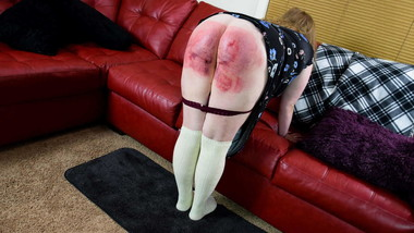 Attitude Adjustment 6 - (Spanking)