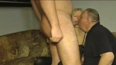 Cute German Teen Blowjob